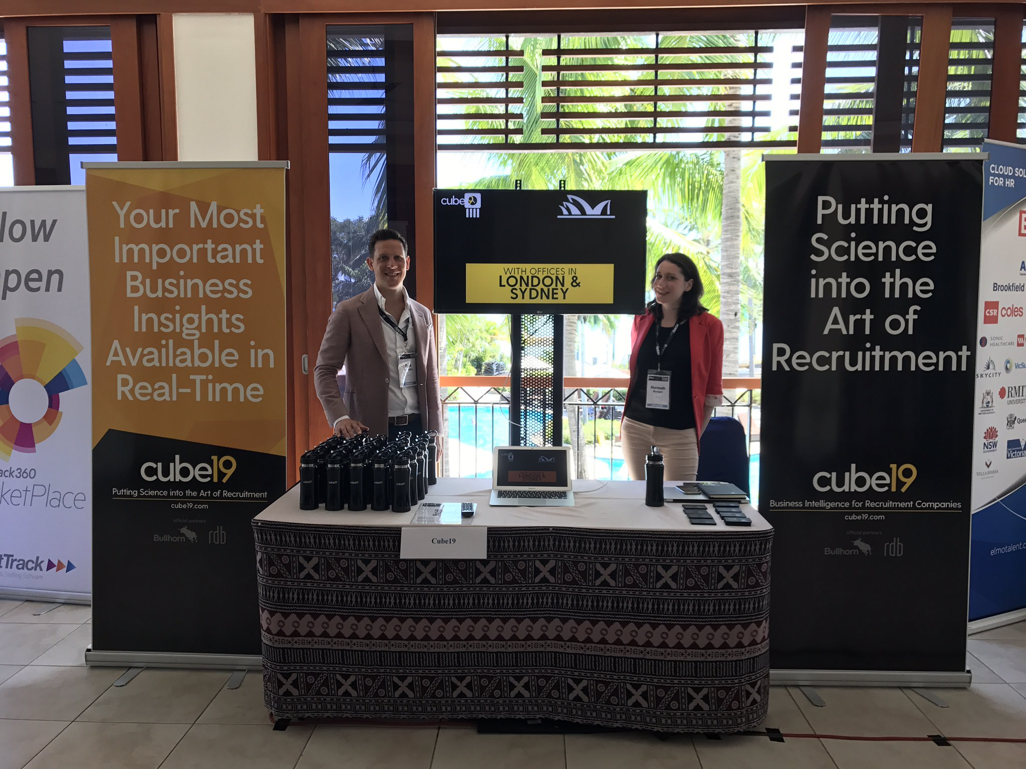 Wave of New Hires as cube19 Show Strength of Recruitment Analytics Market