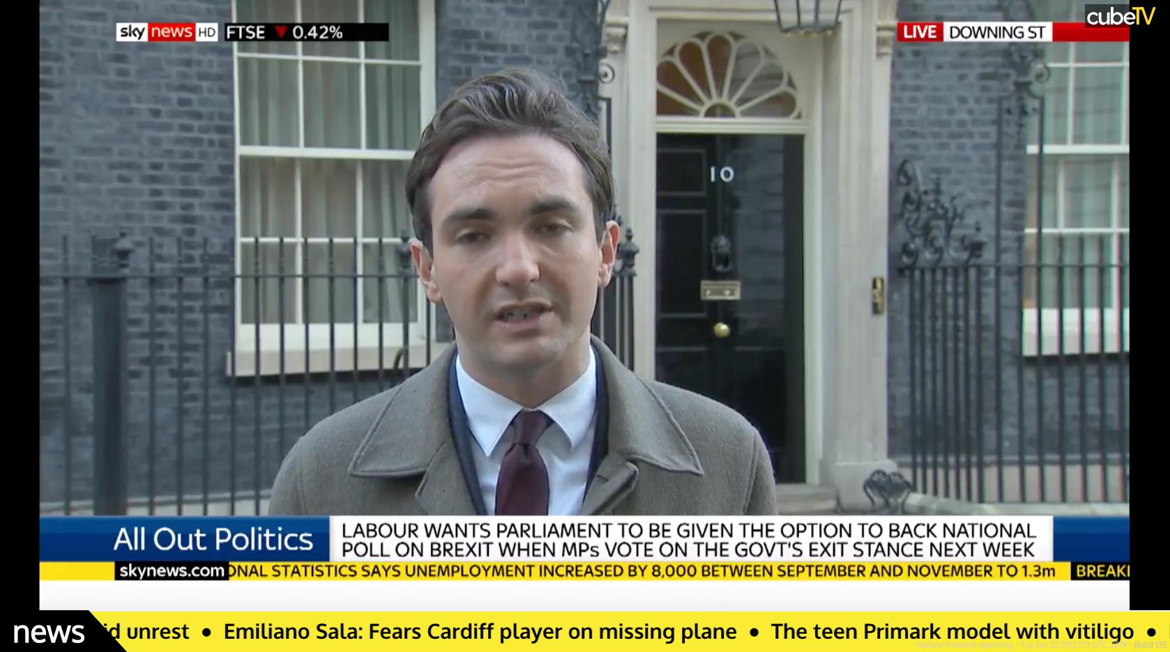 cubeTV with Sky News